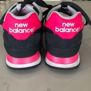 New Balance Suede